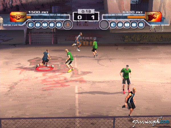 FIFA Street  Archiv - Screenshots - Bild 5