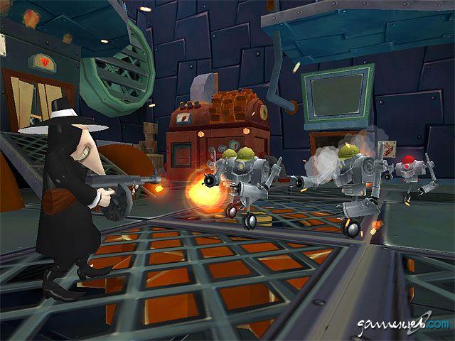 Spy vs. Spy  Archiv - Screenshots - Bild 17