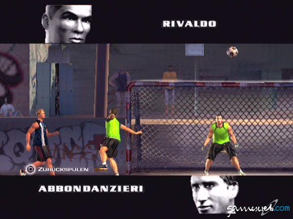 FIFA Street  Archiv - Screenshots - Bild 4