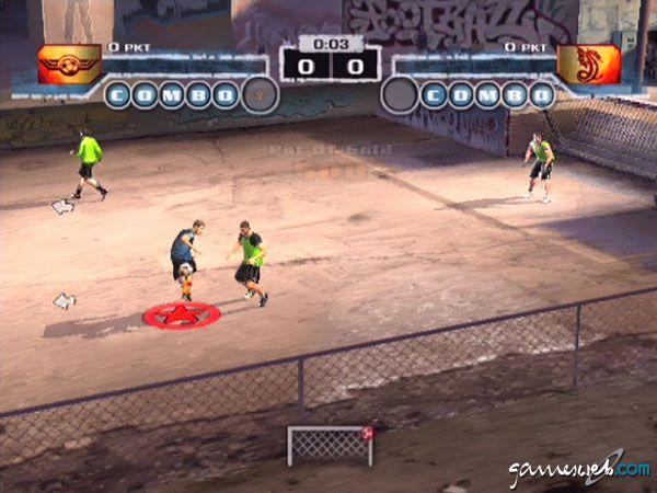 FIFA Street  Archiv - Screenshots - Bild 2
