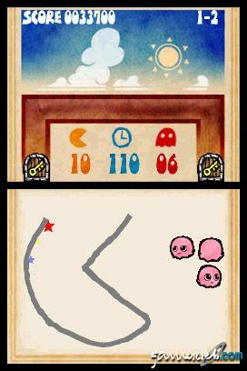 Pac-Pix (DS)  Archiv - Screenshots - Bild 2