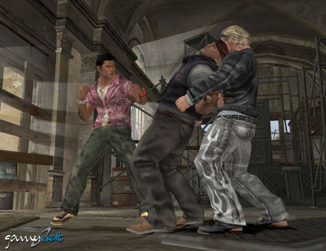 Urban Reign  Archiv - Screenshots - Bild 17