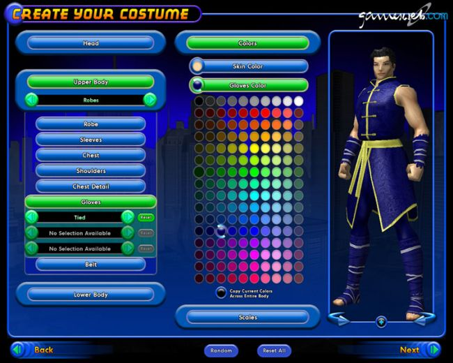 City of Heroes  Archiv - Screenshots - Bild 35