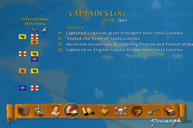 Pirates!  Archiv - Screenshots - Bild 14