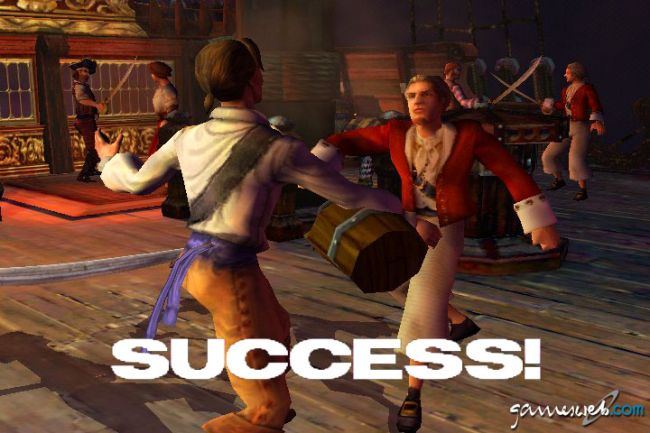 Pirates!  Archiv - Screenshots - Bild 13
