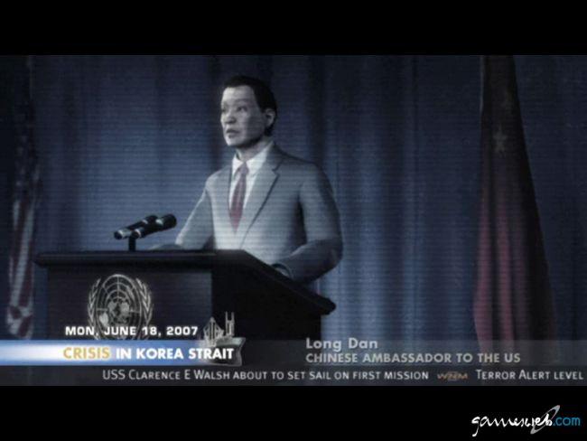 Splinter Cell: Chaos Theory  Archiv - Screenshots - Bild 2