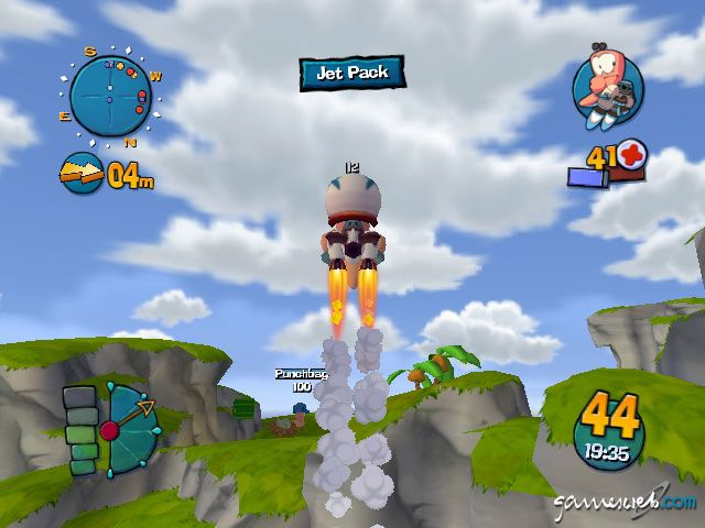 Worms 4: Mayhem  Archiv - Screenshots - Bild 2