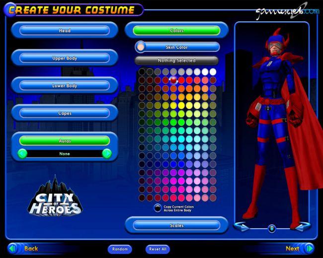 City of Heroes  Archiv - Screenshots - Bild 40