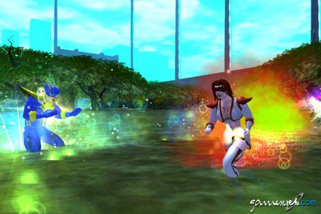 City of Heroes  Archiv - Screenshots - Bild 29