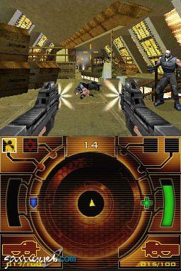 GoldenEye: Rogue Agent (DS)  Archiv - Screenshots - Bild 2
