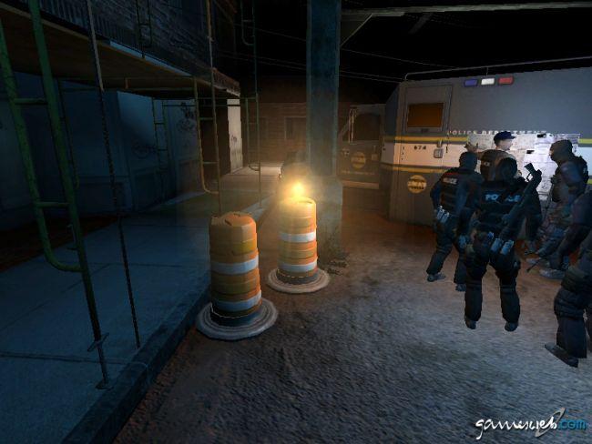 SWAT 4  Archiv - Screenshots - Bild 2