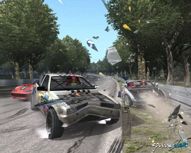 Cross Racing Championship 2005  Archiv - Screenshots - Bild 17