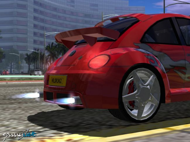 World Racing 2  Archiv - Screenshots - Bild 19