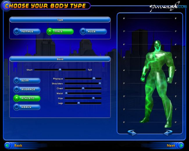 City of Heroes  Archiv - Screenshots - Bild 33