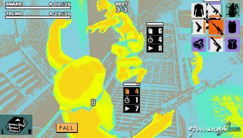 Metal Gear Acid (PSP)  Archiv - Screenshots - Bild 17