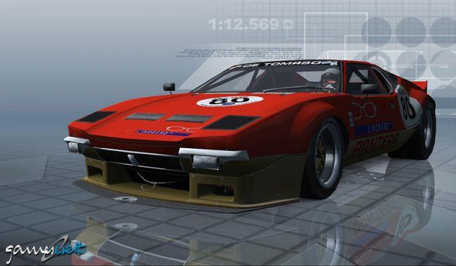 GT Legends  Archiv - Screenshots - Bild 28