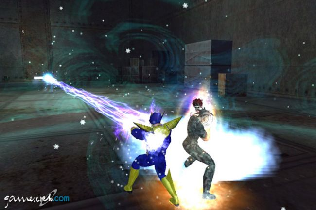 City of Heroes  Archiv - Screenshots - Bild 27