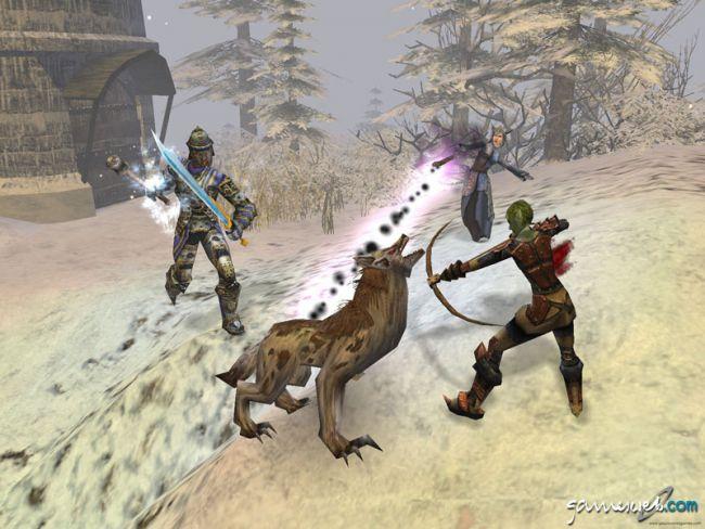 Dungeon Siege 2  Archiv - Screenshots - Bild 30