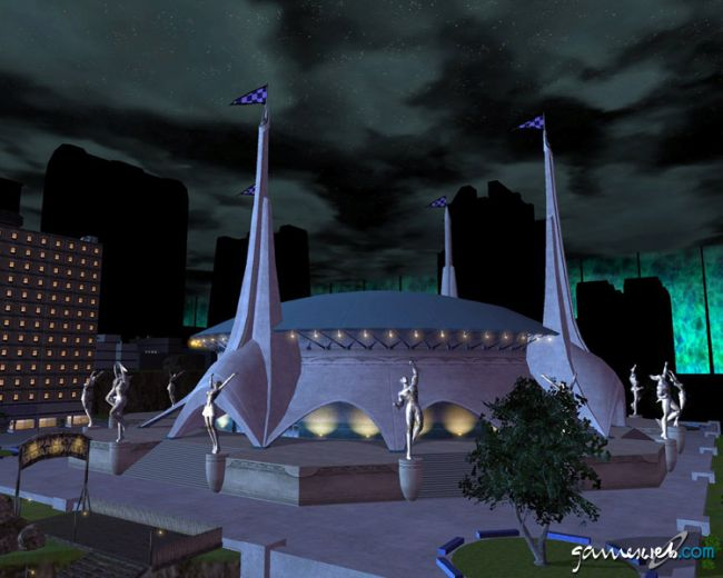 City of Heroes  Archiv - Screenshots - Bild 26