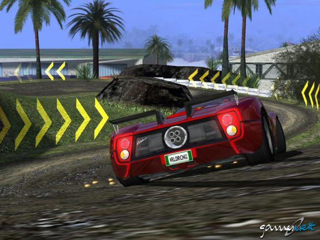 World Racing 2  Archiv - Screenshots - Bild 22