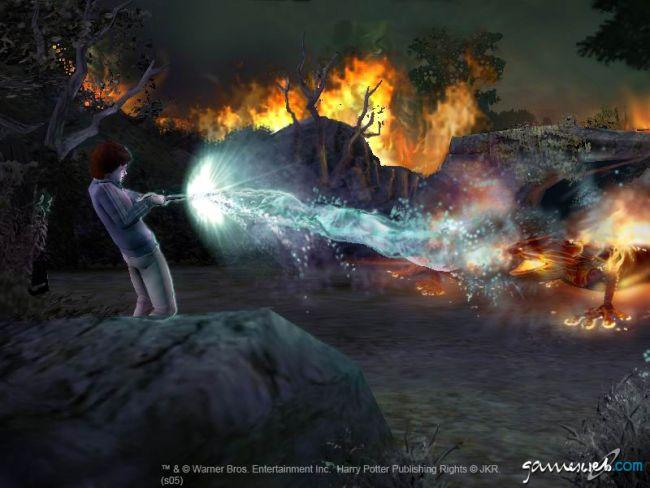 Harry Potter und der Feuerkelch  Archiv - Screenshots - Bild 6