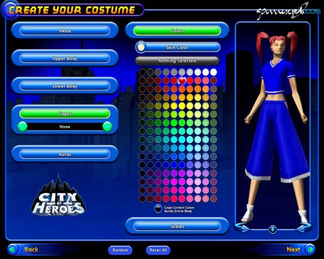 City of Heroes  Archiv - Screenshots - Bild 37