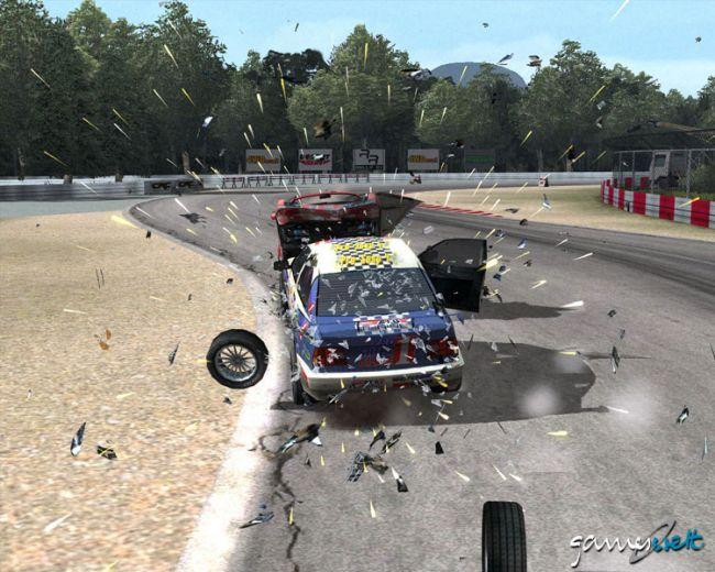 Cross Racing Championship 2005  Archiv - Screenshots - Bild 20
