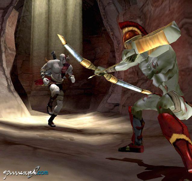 God of War  Archiv - Screenshots - Bild 22