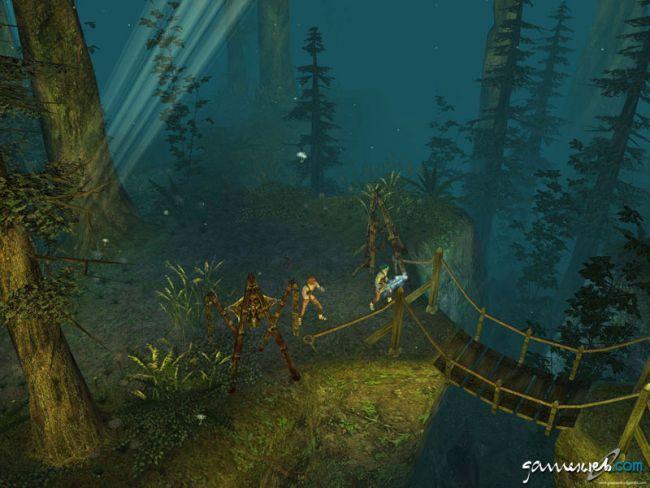 Dungeon Siege 2  Archiv - Screenshots - Bild 27