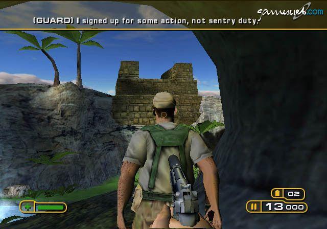 Conspiracy: Weapons of Mass Destruction  Archiv - Screenshots - Bild 2