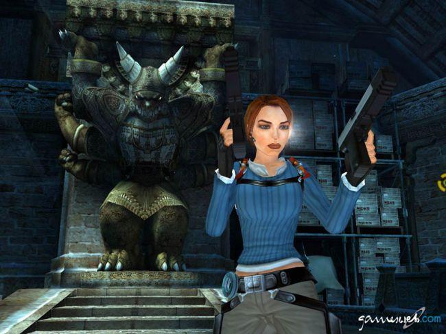 Tomb Raider: Legend  Archiv - Screenshots - Bild 65