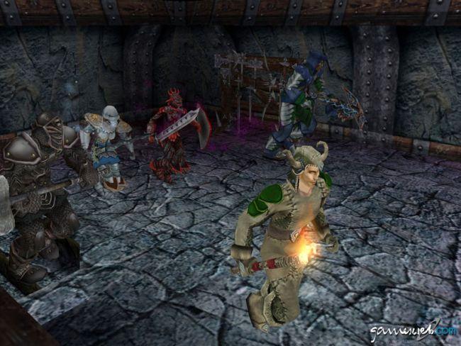 Dungeon Siege 2  Archiv - Screenshots - Bild 40