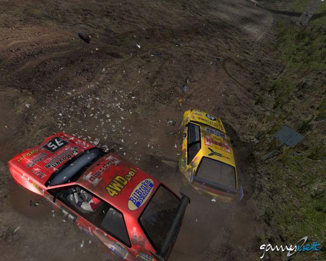 Cross Racing Championship 2005  Archiv - Screenshots - Bild 18