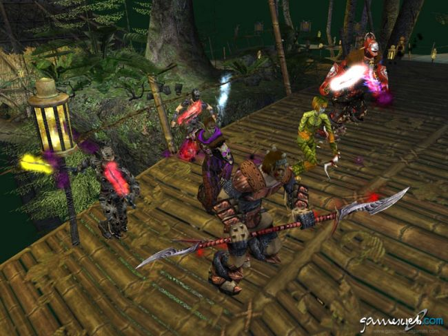 Dungeon Siege 2  Archiv - Screenshots - Bild 38