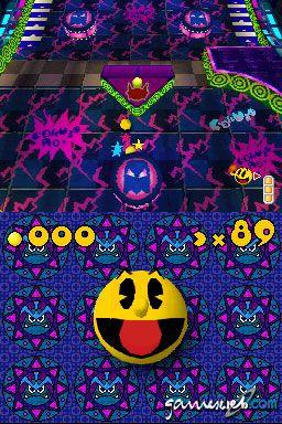 Pac 'n Roll (DS)  Archiv - Screenshots - Bild 6
