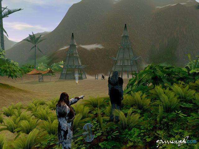 Star Wars Galaxies: Episode 3 - Rage of the Wookiees  Archiv - Screenshots - Bild 2
