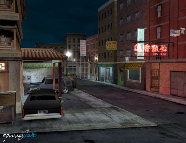 Urban Reign  Archiv - Screenshots - Bild 9