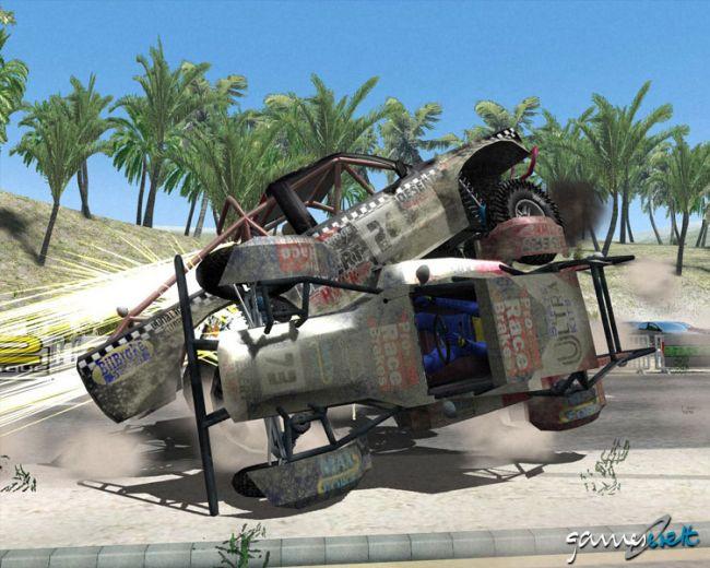 Cross Racing Championship 2005  Archiv - Screenshots - Bild 14