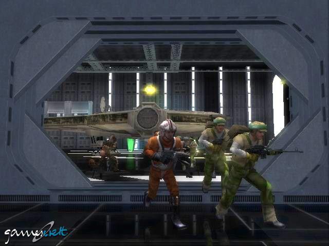 Star Wars Battlefront 2  Archiv - Screenshots - Bild 15
