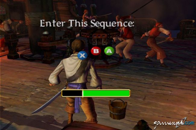 Pirates!  Archiv - Screenshots - Bild 12