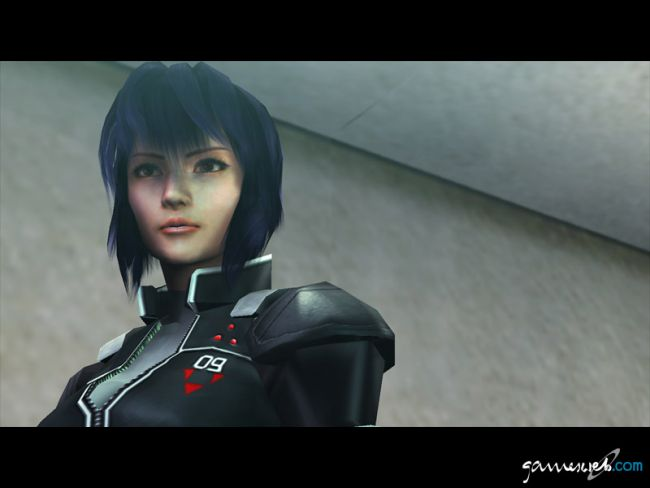 Ghost in the Shell: Stand Alone Complex  Archiv - Screenshots - Bild 12