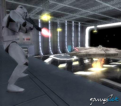 Star Wars Battlefront 2  Archiv - Screenshots - Bild 2