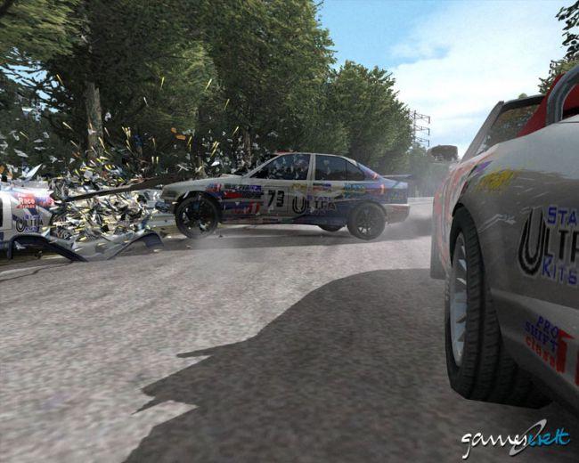 Cross Racing Championship 2005  Archiv - Screenshots - Bild 15