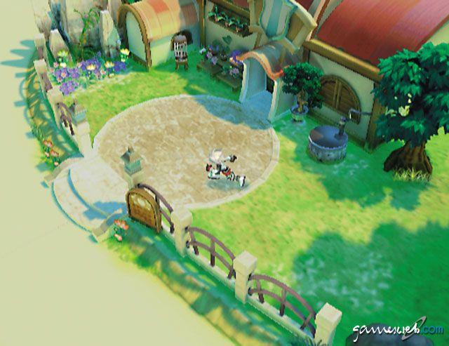 Tales of Legendia  Archiv - Screenshots - Bild 33