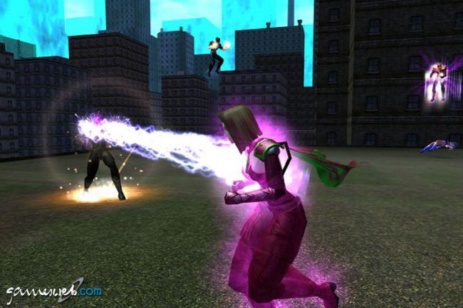 City of Heroes  Archiv - Screenshots - Bild 31
