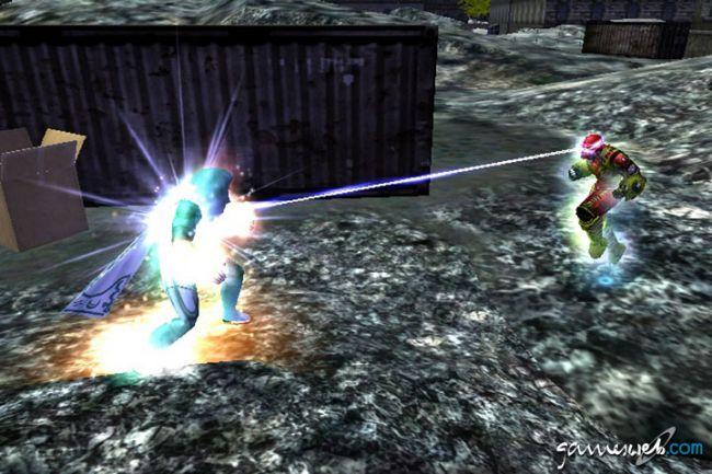 City of Heroes  Archiv - Screenshots - Bild 47