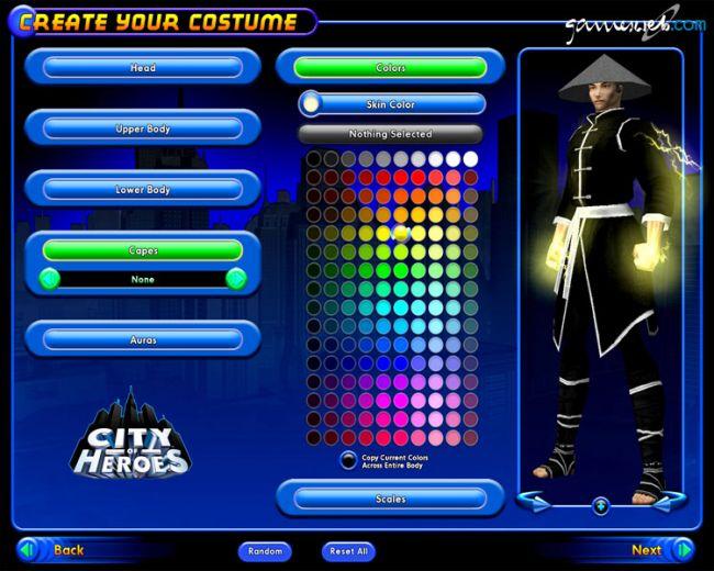 City of Heroes  Archiv - Screenshots - Bild 36