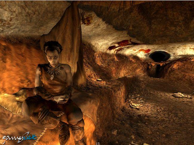 Geheimnis der vergessenen Höhle  Archiv - Screenshots - Bild 2