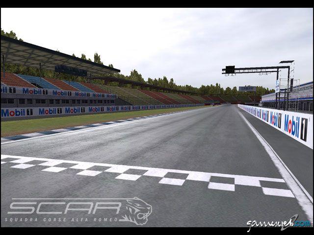 SCAR: Squadra Corse Alfa Romeo  Archiv - Screenshots - Bild 2