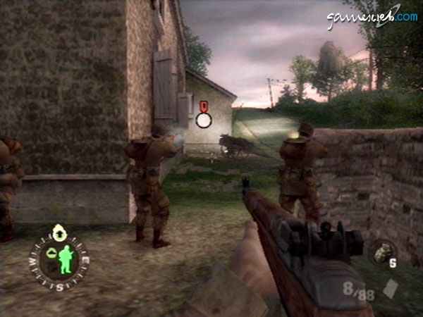 Brothers in Arms: Road to Hill 30  Archiv - Screenshots - Bild 2